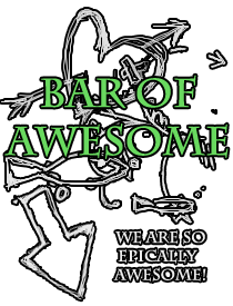 Bar of awesome!